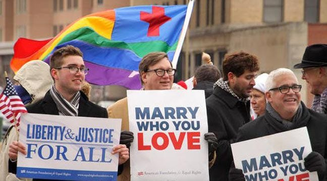 Supreme Court Turns Away Same-Sex Marriage Cases