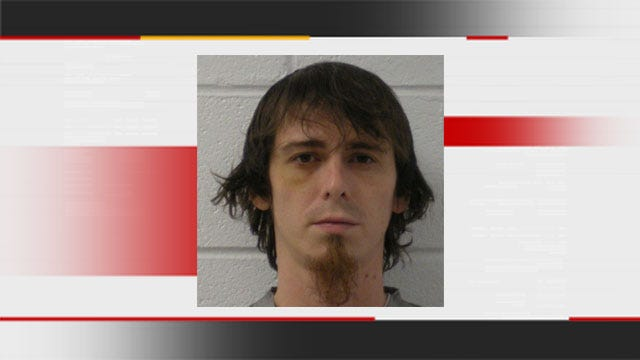 McClain Co. Deputies Arrest Man Accused Of Stabbing Step-Father
