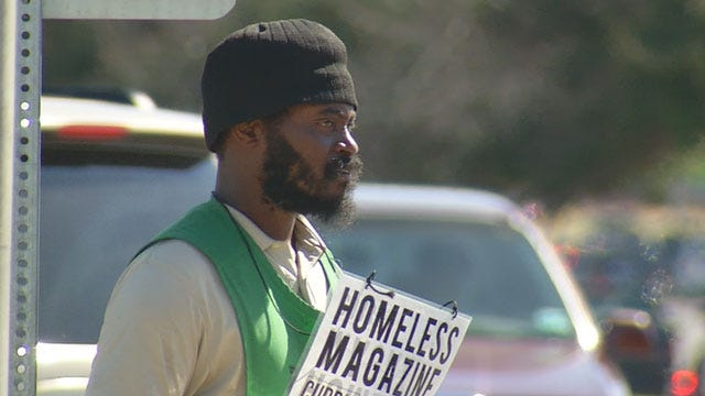 OKC Magazine To Help Homeless Turns Attention To Panhandlers