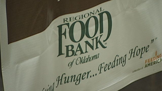 Oklahoma Food Banks To Receive $120K From Wal-Mart Grants