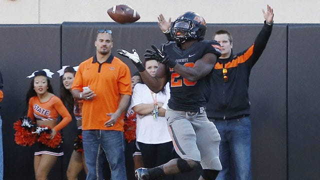 OSU Football: Road Will Get Harder After Date With Lowly Kansas