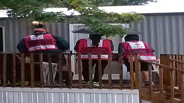 Red Cross Volunteers To Canvass Oklahoma Neighborhoods