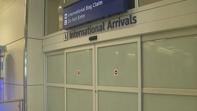 U.S. Airports, Border Crossings To Check Travelers For Ebola