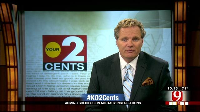 Your 2 Cents: Dallas County Deputy Tested For Ebola