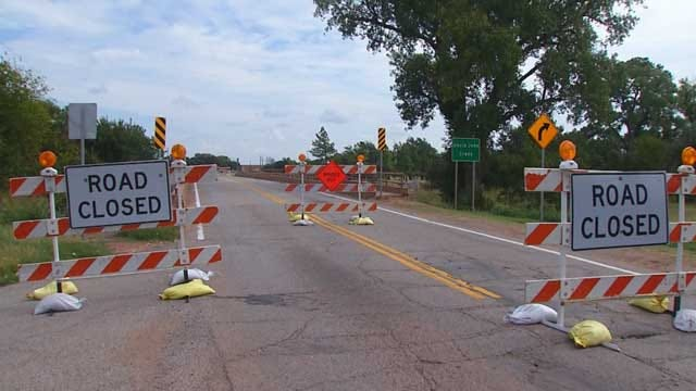 Bridge Problems Causing Concerns For Kingfisher Residents