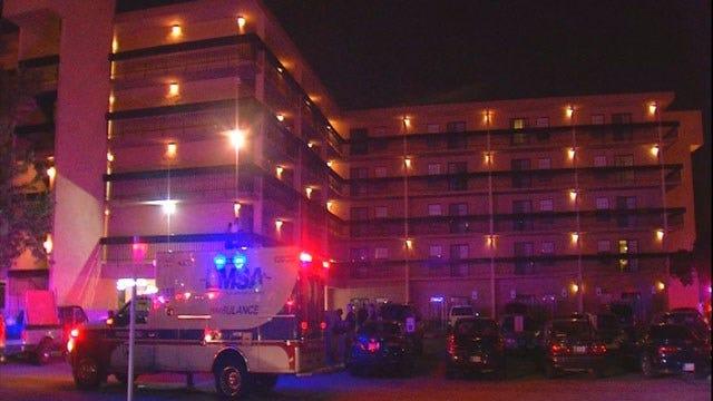 Firefighters Investigate Fire At OKC Senior Living Center
