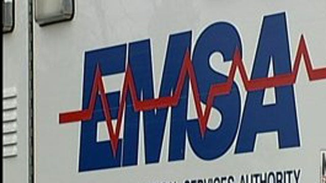 EMSA: Child In 'Good Condition' After Falling From OKC Apartment Building