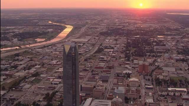 Oklahoma City's Resident Satisfaction Beats National Average