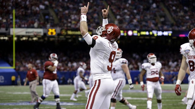 Oklahoma Football: Tennessee Is A Statement Game For Sooners