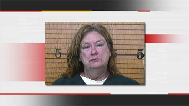 Tuttle Woman Charged With Assault After Attacking Husband With Metal Pipe