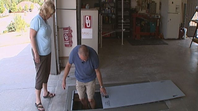 OKC Homeowners Encouraged To Apply For Storm Shelter Rebate