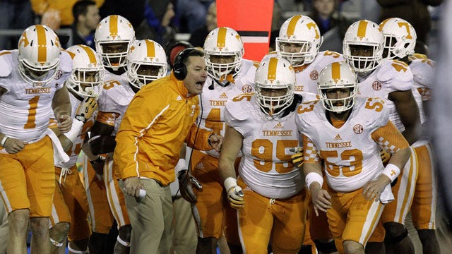 Oklahoma Football: Previewing The Sooners And Tennessee