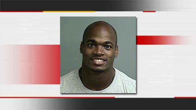 Former OU Star Peterson Released On Bond