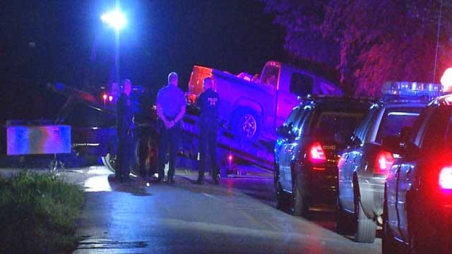 Overnight High-Speed Chase Through Metro Ends In Arrest