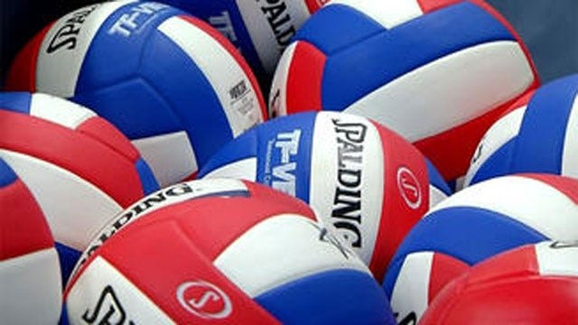 Saturday College Volleyball Roundup