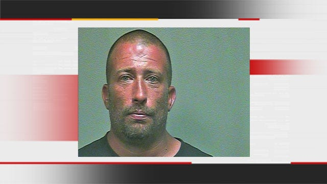 High On Meth, Man Punches, Chases Woman With Pitchfork In South OKC