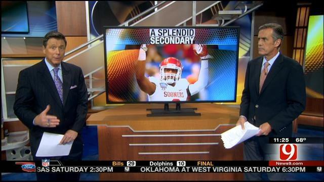 Oklahoma Ford Sports Blitz: September 14