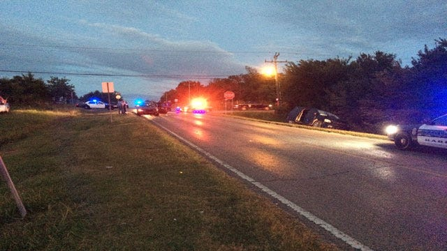 One Person Injured In Crash Near Harrah