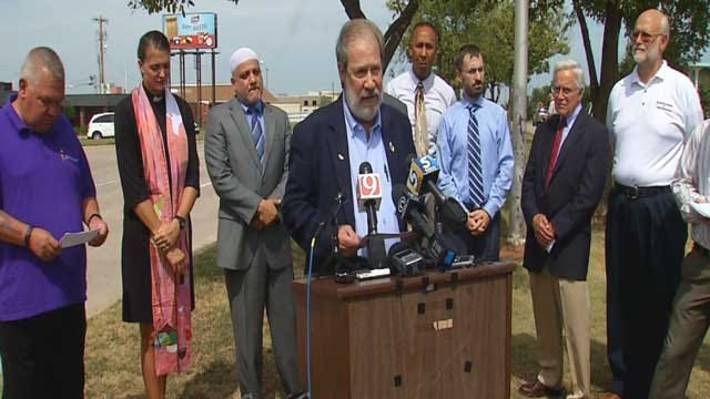Local Muslims Ask For Extra Protection After Lawmaker's Comments