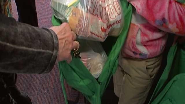 OKC Family Depends On Food Bank's Backpack Program
