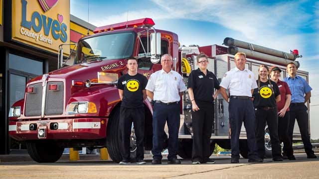 Charity Dinner To Raise Money For McLoud Fire Department, Children's Miracle Network