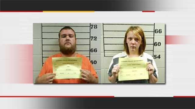 Cushing Couple Arrested On Narcotics Charges