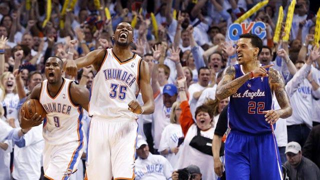 ESPN Ranks Thunder Seventh-Best Franchise In Pro Sports