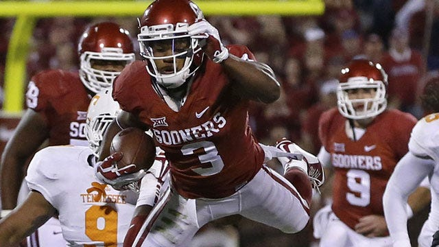 Oklahoma Football: Young Wide Receiver Group 'Coming Along'