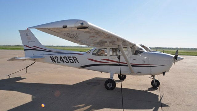 Authorities Locate Pilot And Aircraft Near Okmulgee