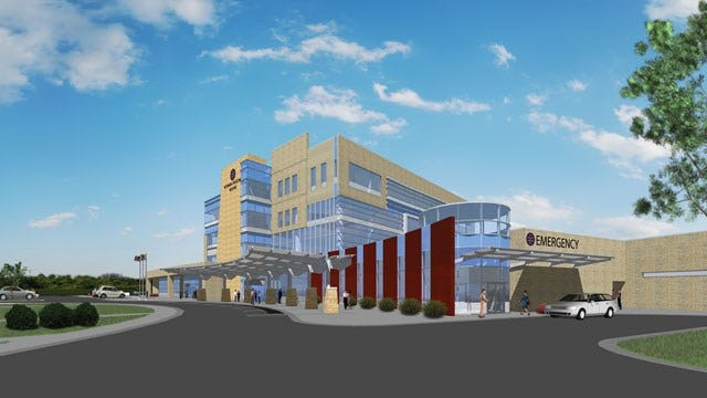 Construction Begins On Moore Medical Facility