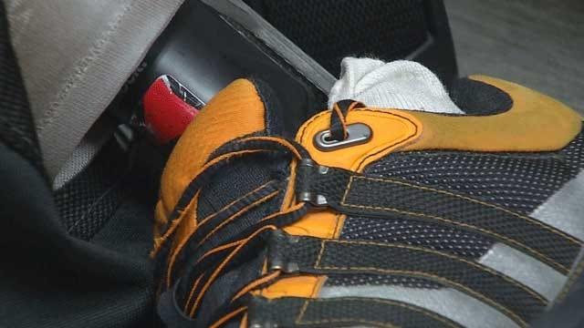 Man With Prosthetic Leg To Compete In OKC Triathlon