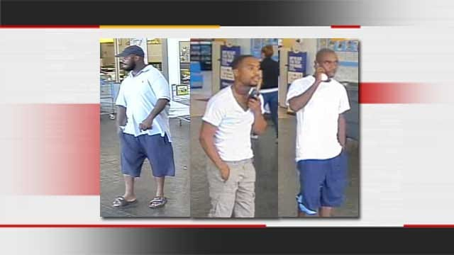 OKC Police Seek 3 Men In Connection With Counterfeit Check Scheme