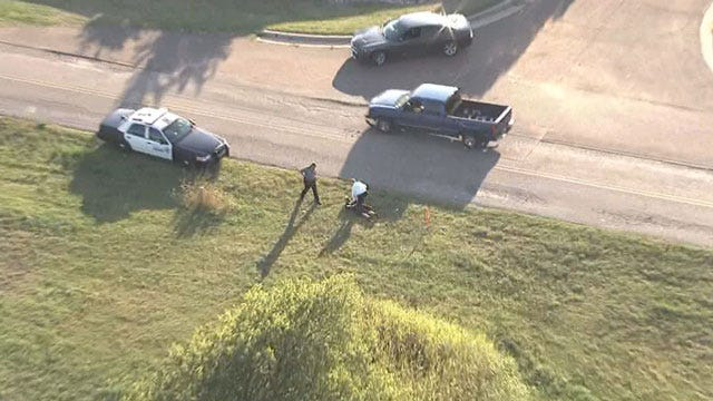 OnStar And News 9 Pilot Help Police Recover Stolen Vehicles