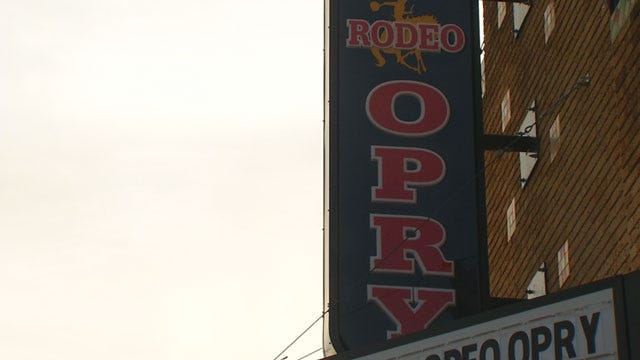 Red Dirt Diaries: Oklahoma 89-Year-Old Receives Wish Of A Lifetime