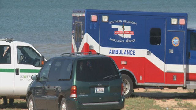 Two Drown In Separate Incidents In Oklahoma