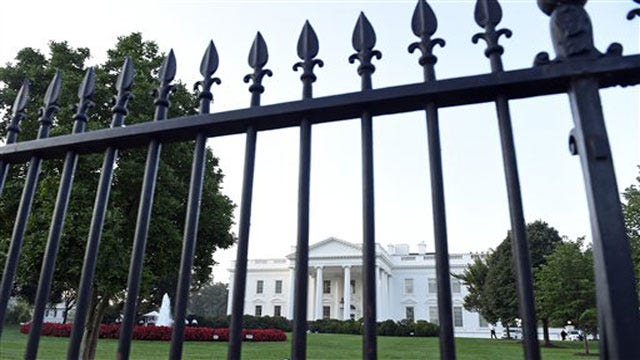 Another Man Arrested At The White House