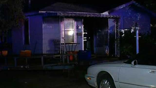 Two Escape House Fire In NW OKC