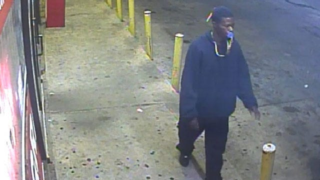 OKC Police Search For 'The Binky Bandit'