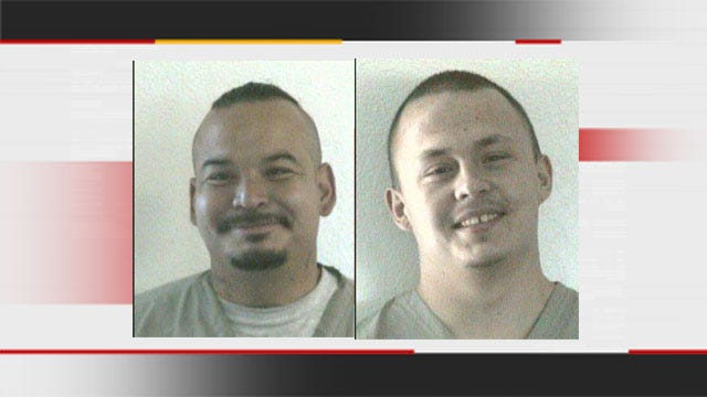 Oklahoma Inmates Captured After Escapes