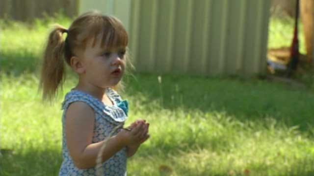 OKC Girl, 2, Returned After Being Kidnapped By Birth Mother