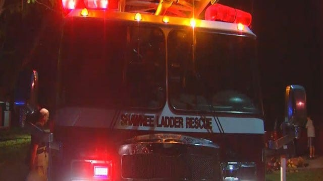 Shawnee Home Damaged In Early Morning Fire