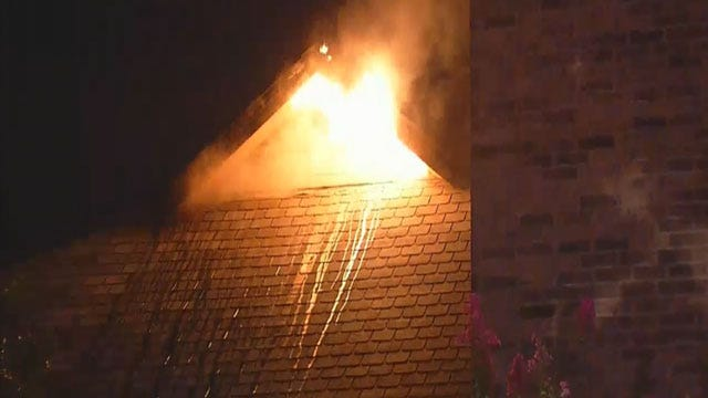 Bethany Vacant House Damaged In Early Morning Fire