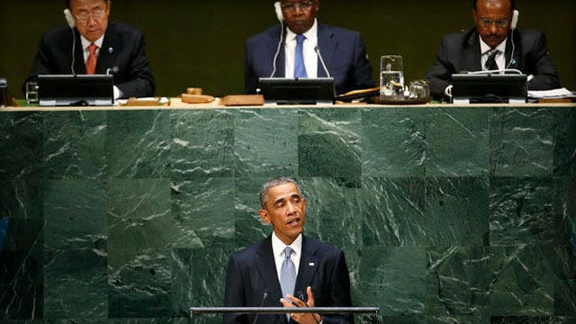 Obama: We Must Dismantle ISIS' 'Network Of Death'