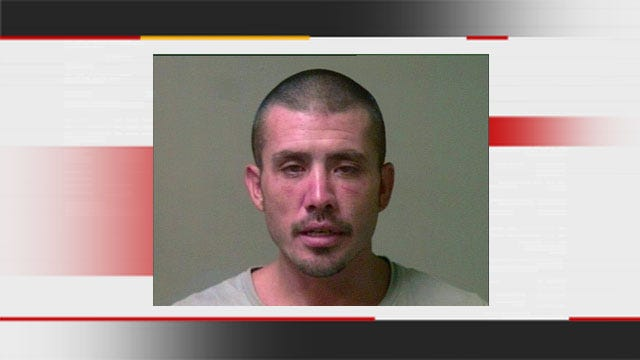 OKC Man Arrested For Assaulting Officers