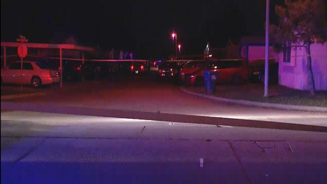 OKC Police: Child Shoots Suspect Who Stabbed Mother