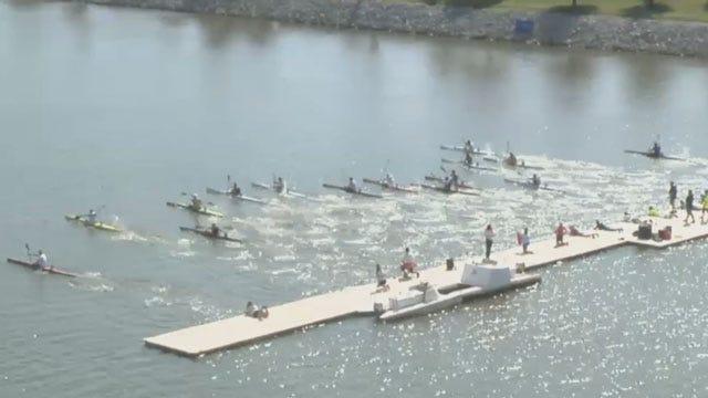 OKC To Host International Canoe Marathon World Championships