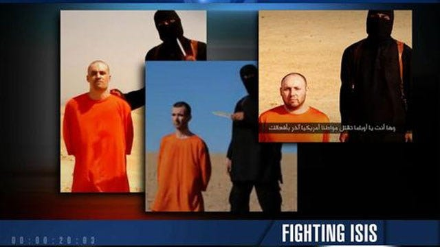 FBI: U.S. Knows Identity Of Masked Man In Beheading Videos