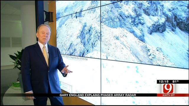 Gary England Explains Phased Array Radar