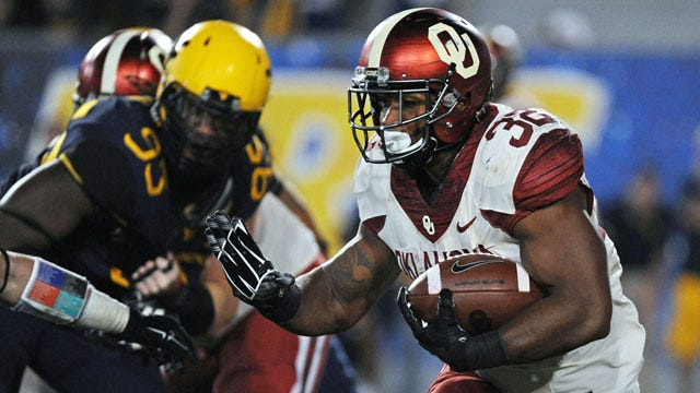 Sooner Spotlight: Running Back Samaje Perine