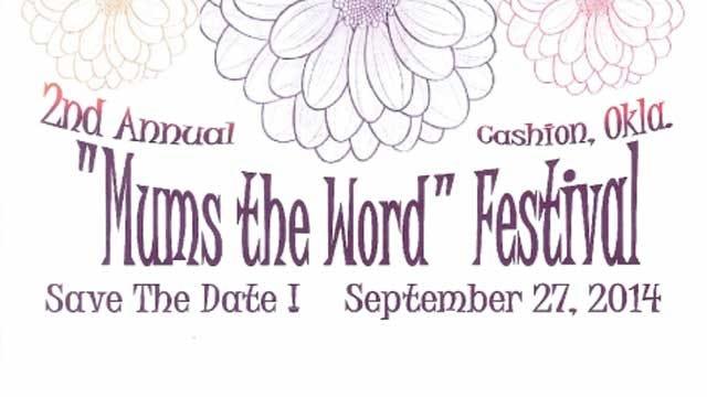 Cashion Celebrates 'Mums The Word' Festival